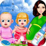 Twins tâm trò chơi trẻ em