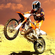 trial Offroad Bike Racing 3D