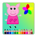 Peppa Coloring Book 2.0