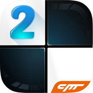 Piano Tiles 2 - Choose your favorite song and play it on your Android device