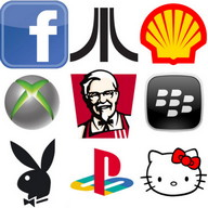 Picture Quiz: Logos - How many logos do you recognize?