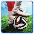 Play football kicks