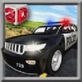 Police Car driver 3D Sim