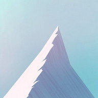 Powder - A super-minimalist skiing game