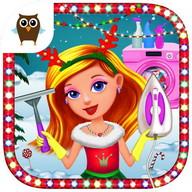Princess Christmas Cleanup