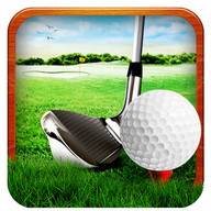 Professional Golf Play