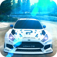 Rally Racer Dirt - Skid out to the max in this rally car racing game