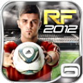 Real Football 2012 - All the reality of soccer on Android