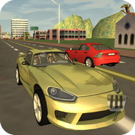 Car Race Simulator 3D