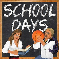 School Days - Going to school was never so crazy