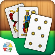 Scopa - The famous Italian card game with different playing modes and options