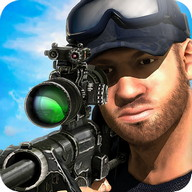 Sniper Ops 3D - Shooting Game