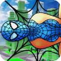Spider Web Swing