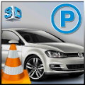 Sport Car Parking Golf GTI 3D