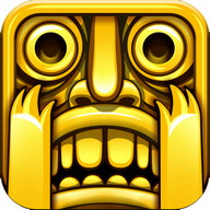 Temple Run - Run for your life and pick up treasure as you go