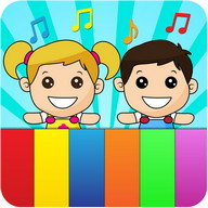 Kids piano app