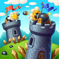 Tower Crush - Build the most epic tower and vanquish your enemies