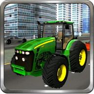 Tractor Simulator City Drive