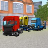 Truck Transporter 3D