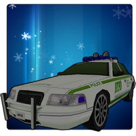 Car winter parking - 3D game