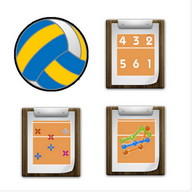 Volleyball Tactics Board Beta