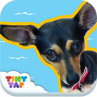 Zula the Dog - Virtual Pet
