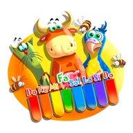 赤ちゃん動物園のピアノ
