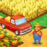 农场镇:农村之快乐故事. 农场镇:快乐农业日和食品农场游戏城市