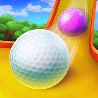 Golf Rush: Multiplayer Mini Golf. Gry o golfie 1v1