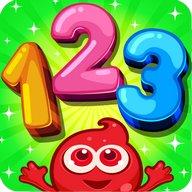 Học số cho trẻ em - 123 trò chơi đếm.