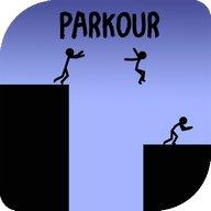 Stickman Parkour Platform: Epic Ninja simulator