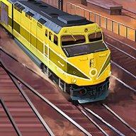 Train Station: Simulator Kereta api Pengangkut