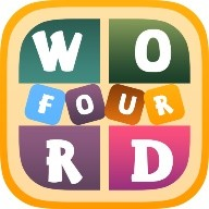 Word Search : Four Letter
