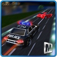 City Police Crime Chase
