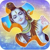 Lord Shiva - Shiv Parvati Jigsaw Puzzle