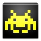 ASCII Space Invaders