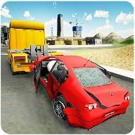 Car tow truck