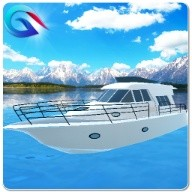 City Passenger Cruise Ship