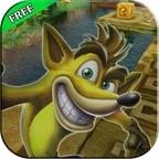 Crash Bandicoot Fantasy Adventure