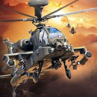 Modern Helicopter warfare battle: Free Games