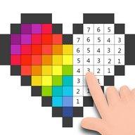 Pixel Art - Sayılarla Boyama & Piksel Boyama