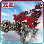 Quad ATV Snow Mobile Rider Sim