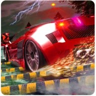 Speed Bump Car Crash Challenge: Smash Car Stunts