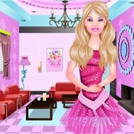 Barbie Room Decoration