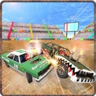 Car Demolition Derby Racing