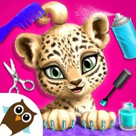 Jungle Animal Hair Salon - Wild Style Makeovers