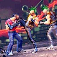 Legenda Superhero Street Fighting: K.O Villain