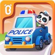 Gấu trúc nhỏ Cảnh sát