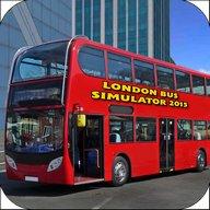 LONDON BUS  SIMULATOR 2015