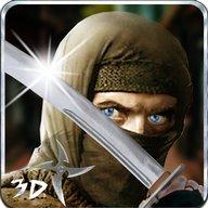Wojownik Ninja Assassin 3D